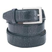 ostrich belts for men
