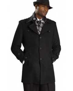 Black Overcoat $139