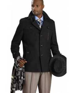 Stylish Mens Overcoat $139