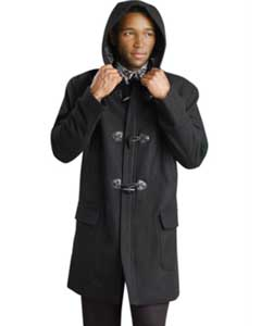 Mens Stylish Overcoat $139