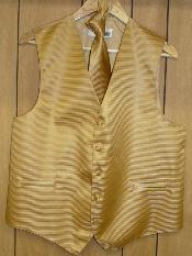 Vest & Tie set