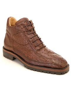 Genuine Ostrich Boot