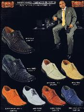 alligator dress shoes