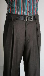 Wide Leg Pants Dark