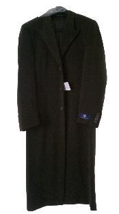 long Coat with Self-belt