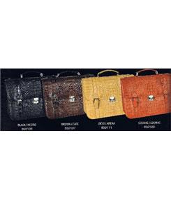 ~ alligator Briefcase in