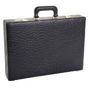 Genuine Ostrich Sport Briefcase