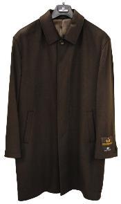 3/4 Length Cashmere Coat