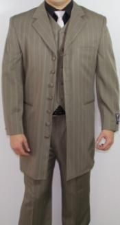 7 Button Zoot Suit