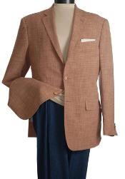 Brown Fashionable Blazer $99