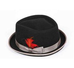 Detroit Hat - Black