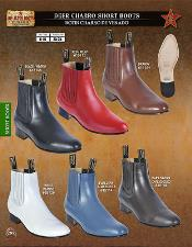 Altos Mens Deer Charro