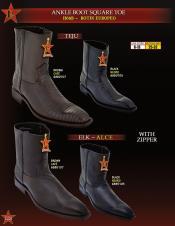 Square Toe Cowboy Boots