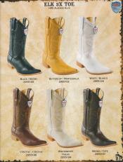 Genuine Elk Diff Colors/Sizes