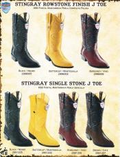 Genuine Stingray Cowboy Western