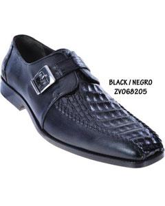 Alligator Belly/Deer Leather Shoe
