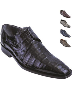 Alligator Belly Skin Shoe