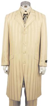Casual Leisure Suit Taupe