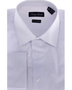 Modern-Fit Dress Shirt Solid