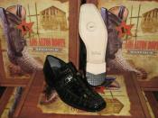 Loafers Genuine Black caiman