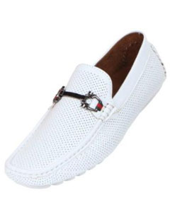Mens Driving Moccasin Loafer