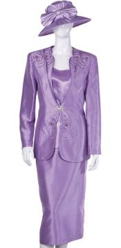 Dress Set Lavender $120