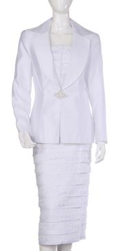 Dress Set White $120