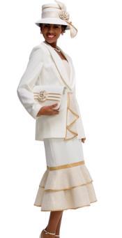 Dress Set Ivory $139