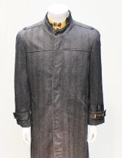 mandarin style jacket Men