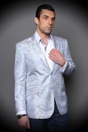 men's sequin jackets