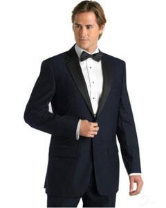 Navy Blue Deville Tuxedo
