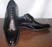 Mens Leather Dress Shoe
