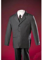 boys pinstripe suit