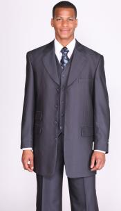 Designer Church Suits Navy