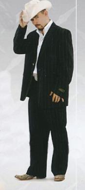 Western Suits Black-negro $139