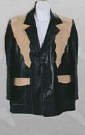 Western Suits Black-orix $139