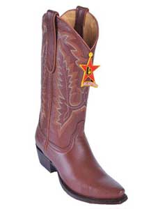 Altos Cognac Deer Snip-toe