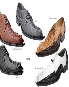SKU#PN-AB Belvedere Mens Shoes Available Colors In Black, Antique Cognac, Gray, Brown/Camel ~ Khaki And Black/white