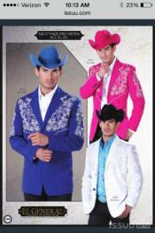 Cowboy Mens Blazer Sport