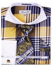 Fancy Shirts Blue $65