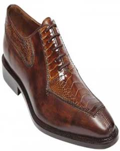 belvedere ostrich shoes