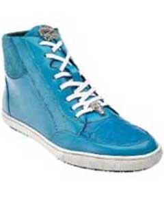 """Franco"" Baby Blue Genuine"
