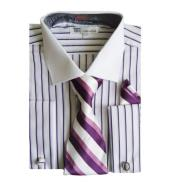 Mens Stylish Striped Dress