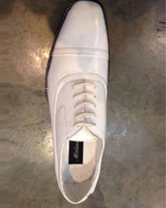 Dress Shoes White