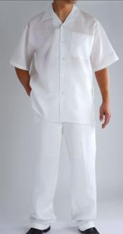 100% Linen Shirt And