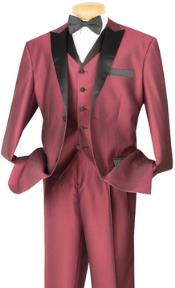 Mens 3 Piece High