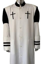 Full Length Clergy Robe