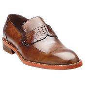 Bruno Alligator & Calfskin