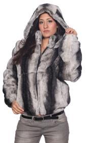 Jules Rex Rabbit Fur
