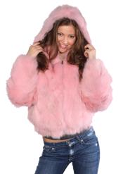Noelle Fox Fur Coat